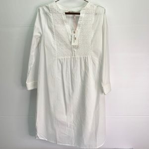 Vineyard Vines Small Beach Dress NWT Embroidered